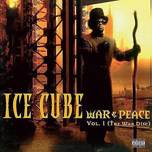 Alliance Ice Cube - War & Peace, Vol. 1 (The War Disc)