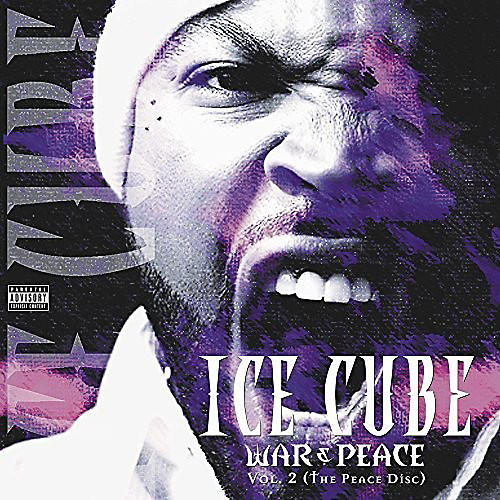 Alliance Ice Cube - War & Peace, Vol. 2 (The Peace Disc)