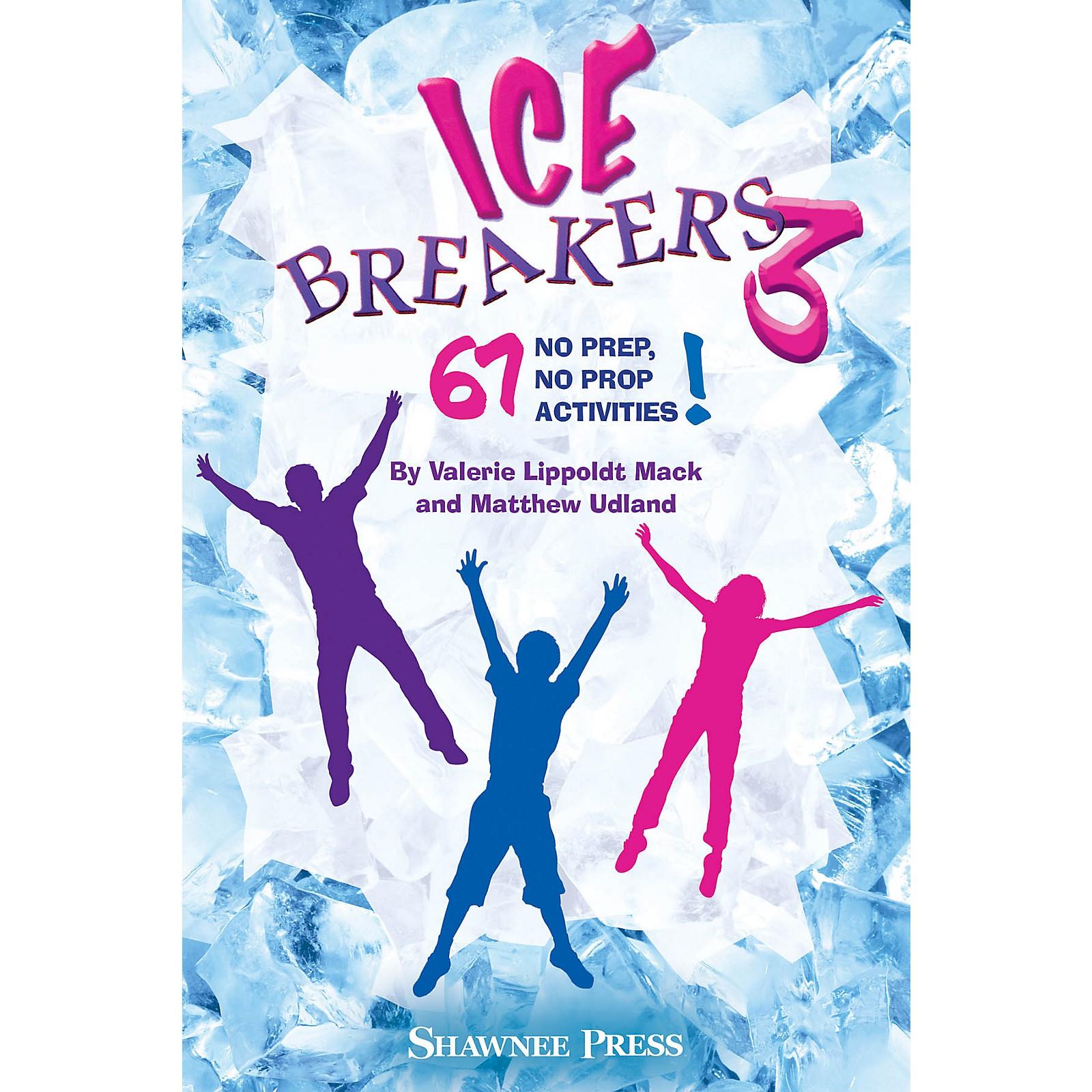 Hal Leonard IceBreakers 3 (67 No Prep, No Prop Activities!) music activities & puzzles by Valerie Lippoldt Mack