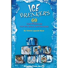 Shawnee Press IceBreakers (60 Fun Activities to Build a Better Choir) music activities & puzzles