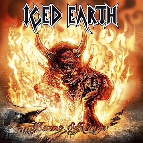 Alliance Iced Earth - Burnt Offerings
