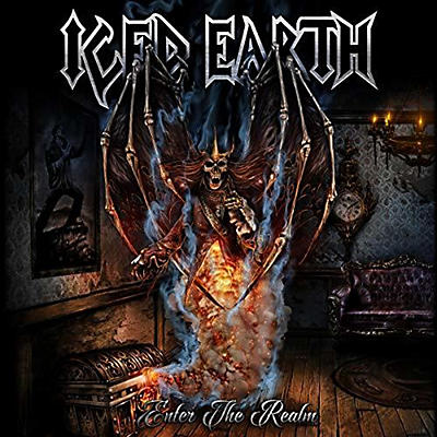 Iced Earth - Enter The Realm - EP (Limited Edition)