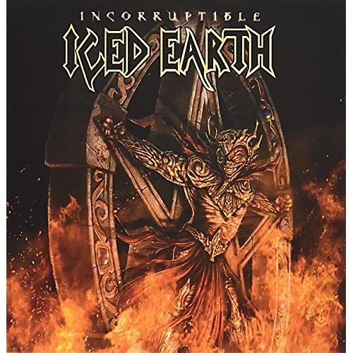 Alliance Iced Earth - Incorruptible (Black Vinyl)