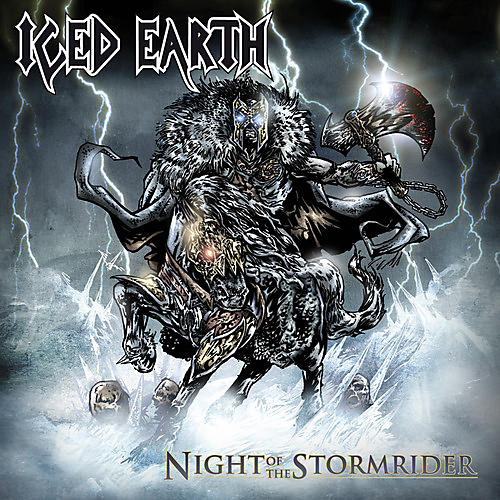 Alliance Iced Earth - Night of the Stormrider
