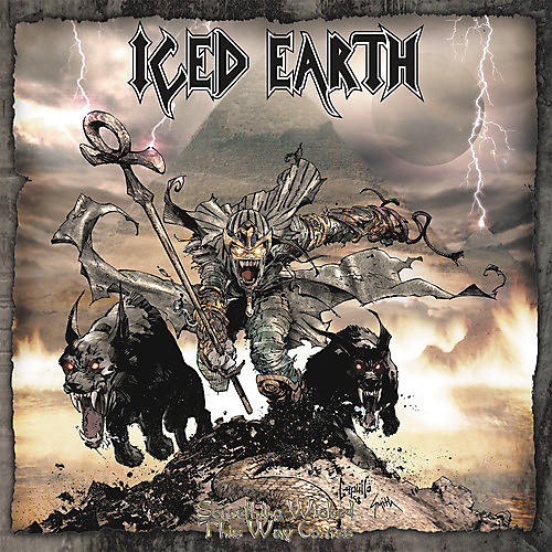 Alliance Iced Earth - Something Wicked This Way Comes