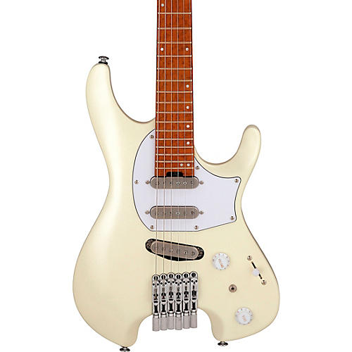 Ibanez Ichika Signature 6st Electric Guitar Vintage White Matte