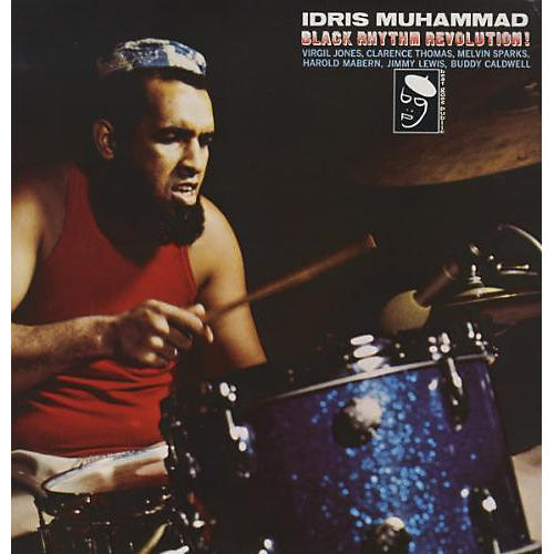 Alliance Idris Muhammad - Black Rhythm Revolution