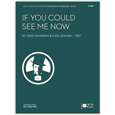 Alfred If You Could See Me Now Conductor Score 4 (Medium Advanced / Difficult)