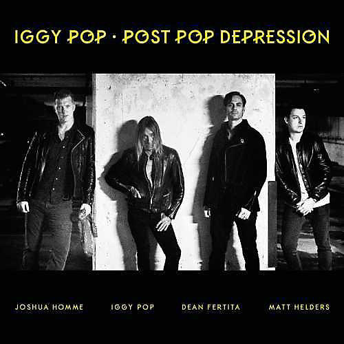 Alliance Iggy Pop - Post Pop Depression