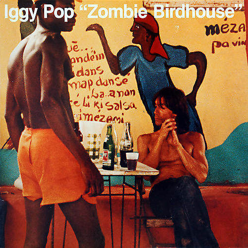 Alliance Iggy Pop - Zombie Birdhouse