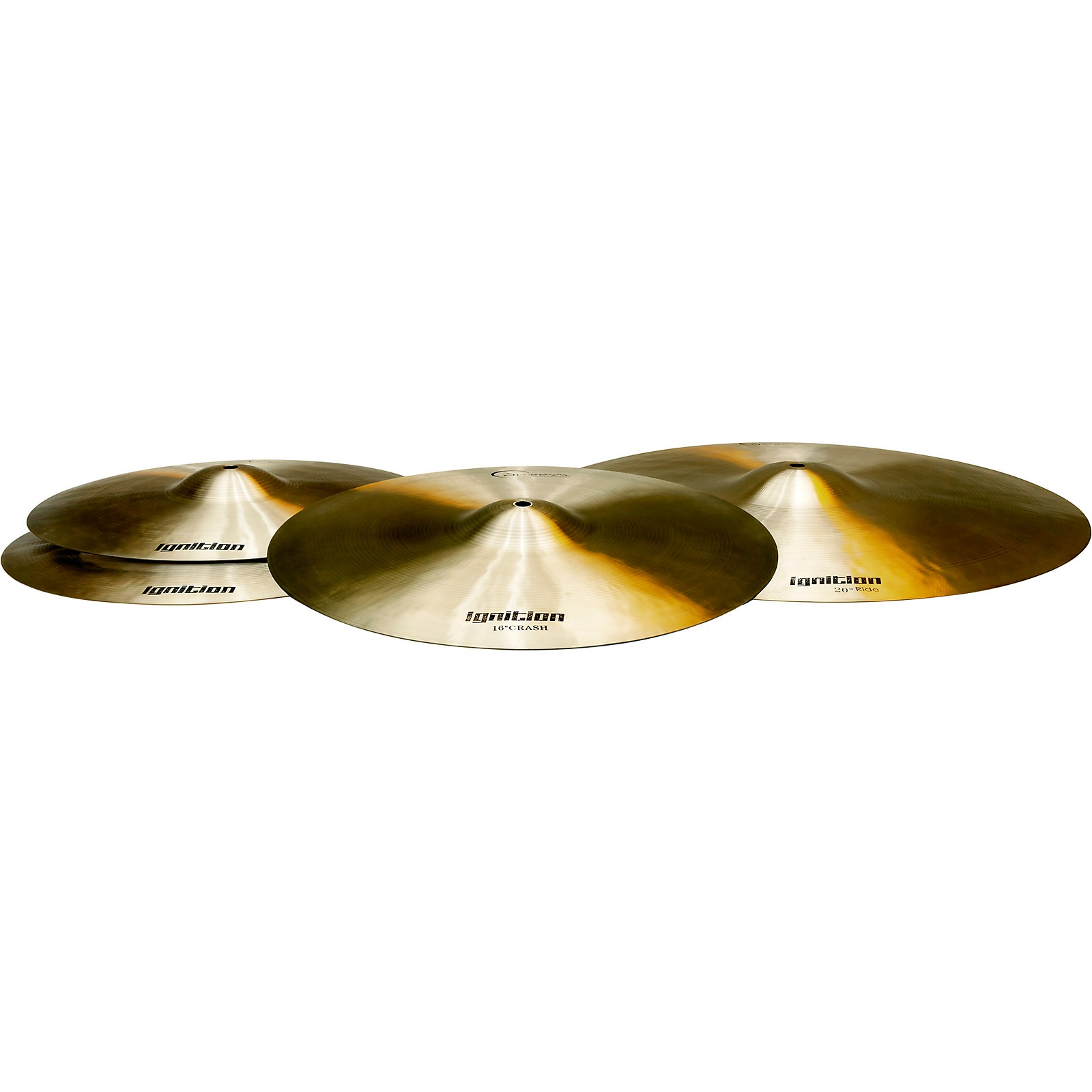 Dream Ignition 3-piece Cymbal Pack