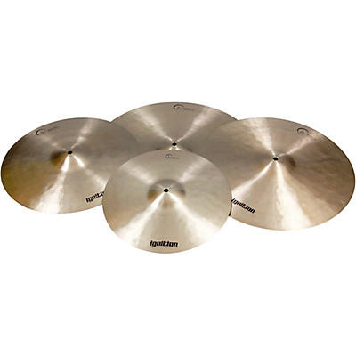 Dream Ignition 4-Piece Cymbal Pack