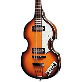 Guitars & Basses Helpful Hofner Ignition Series Hi Bb Violin Beatle Bass Sunburst W/free Strings Durable In Use Bass Guitars