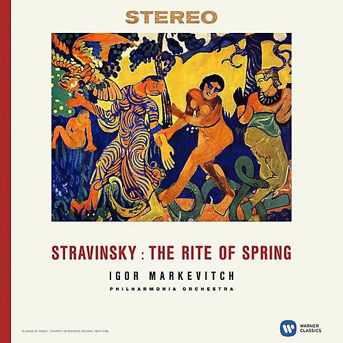 Alliance Igor Markevitch - Stravinsky: Le Sacre Du Printemps