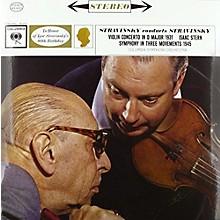 Igor Stravinsky - Stravinsky Conducts Stravinksy
