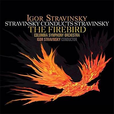 Igor Stravinsky - Stravinsky Conducts Stravinsky: Firebird