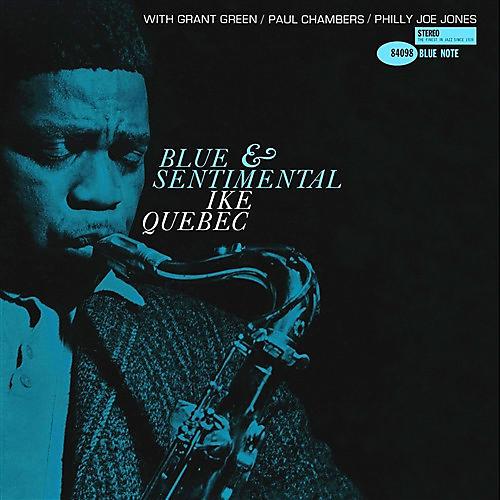Alliance Ike Quebec - Blue and Sentimental