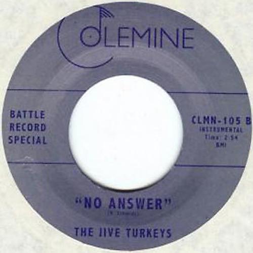 Alliance Ikebe Shakedown - Jive Turkeys / No Answer