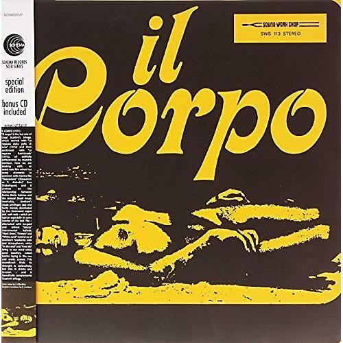 Alliance Il Corpo (The Body) (Original Soundtrack)