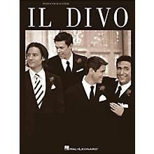 Hal Leonard Il Divo arranged for piano, vocal, and guitar (P/V/G)