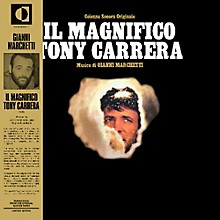 Il Magnifico Tony Carrera (The Magnificent Tony Carrera) (Original Soundtrack)