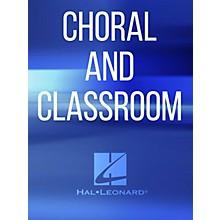 Hal Leonard Il Zanaione Musicale SSATB Composed by William Hall