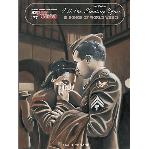 Hal Leonard I'll Be Seeing You (51 Songs Of World War 2) 2nd Edition E-Z Play 177