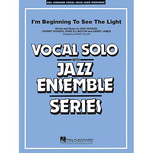 Hal Leonard I'm Beginning To See the Light (Key: C-Eb) Jazz Band Level 3-4