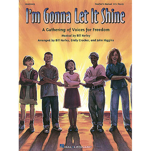Hal Leonard I'm Gonna Let It Shine - A Gathering of Voices for Freedom (Musical) PREV CD Arranged by John Higgins