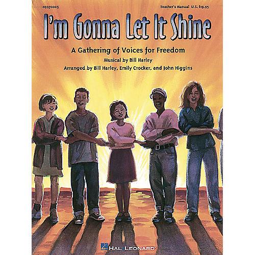 Hal Leonard I'm Gonna Let It Shine - A Gathering of Voices for Freedom (Musical) Singer 5 Pak by John Higgins