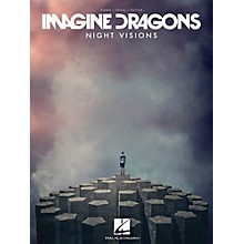 Hal Leonard Imagine Dragons - Night Visions for Piano/Vocal/Guitar PVG