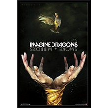 Trends International Imagine Dragons - Smoke Poster