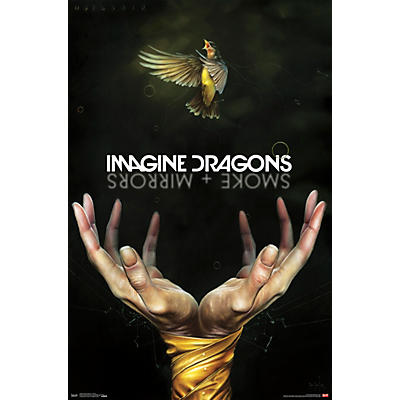 Trends International Imagine Dragons - Smoke