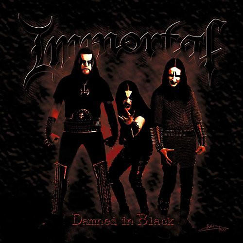 Alliance Immortal - Damned In Black