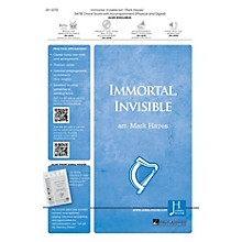 Jubal House Publications Immortal, Invisible, God Only Wise Accompaniment CD Arranged by Mark Hayes