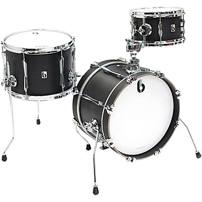 British Drum Co. Imp Professional Portable 3-Piece Shell Pack