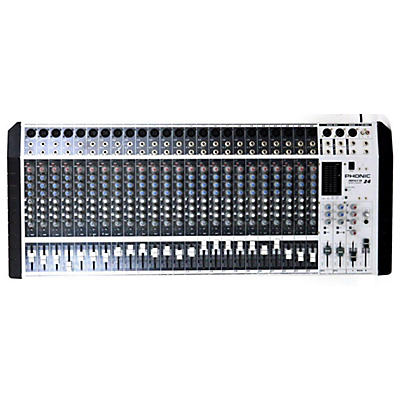 Phonic Impact 2 24 Unpowered Mixer