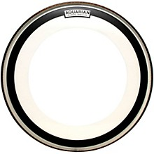 Impact Clear Single Ply Bass Drum Head 20 in.