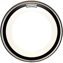 Impact Clear Single Ply Bass Drum Head 22 in.