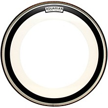 Impact Clear Single Ply Bass Drum Head 24 in.