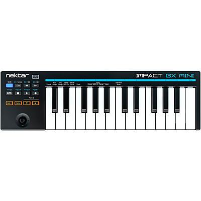 Nektar Impact GX Mini MIDI Controller Keyboard