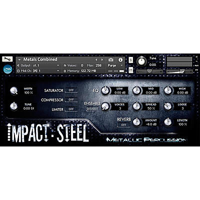 Impact Soundworks Impact Steel (Download)