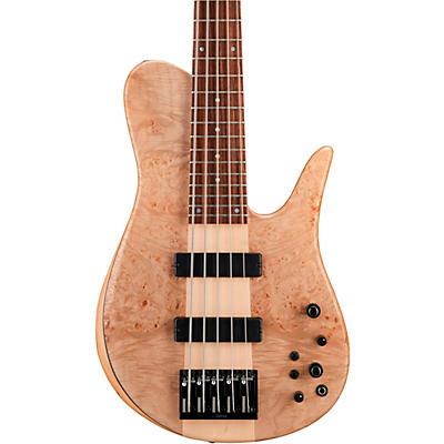 Fodera Guitars Imperial 5 Select Burl top 5-String Bass