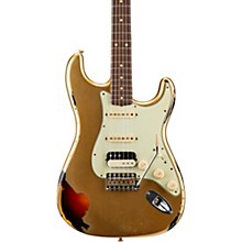 Fender Custom Shop Imperial Arc Statocaster HSS Electric Guitar - Masterbuilt by Ron Thorn