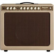 Imperial MKII 20W 1x12 Tube Guitar Combo Amp Cream