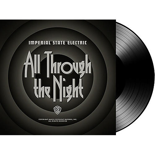 Alliance Imperial State Electric - All Through The Night