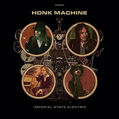 Alliance Imperial State Electric - Honk Machine