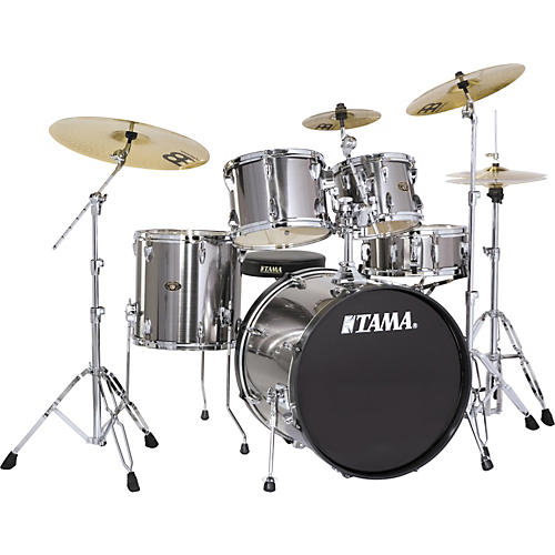tama imperialstar 5 piece new fusion drum set with cymbals musician 39 s friend. Black Bedroom Furniture Sets. Home Design Ideas
