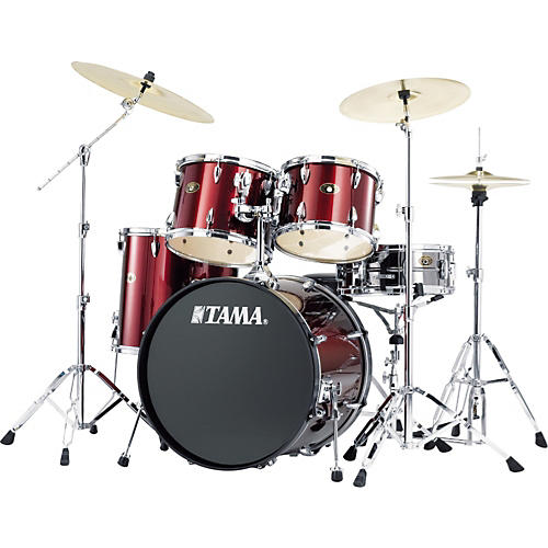 TAMA Imperialstar 5-piece Standard Drum Set with Cymbals