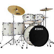 TAMA Imperialstar 6-Piece Complete Drum Set with Meinl HCS Cymbals and 22 in. Bass Drum